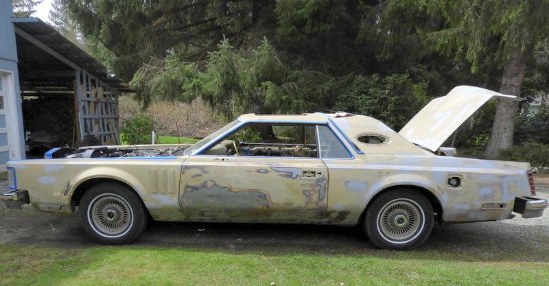 Lincoln Continental Questions - 1978 Lincoln Mark V Diamond