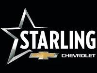 Starling Chevrolet of Mount Pleasant logo