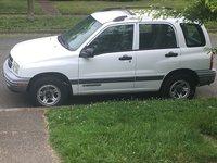 Picture of 2002 Chevrolet Tracker 4-Door RWD, exterior, gallery_worthy