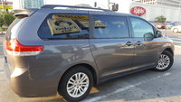 Picture of 2011 Toyota Sienna XLE 7-Passenger AWD, exterior, gallery_worthy