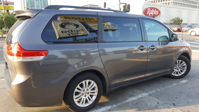 Picture of 2011 Toyota Sienna XLE 7-Passenger AWD