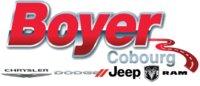 Boyer Chrysler Dodge Jeep Ram Cobourg logo