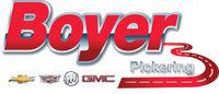 Boyer Chevrolet Cadillac Buick GMC Pickering logo