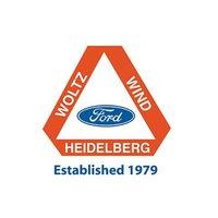 Woltz & Wind Ford logo