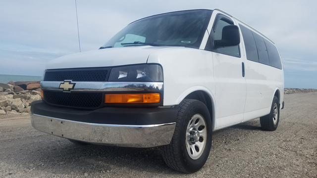 Picture of 2009 Chevrolet Express 1500 LS RWD, exterior, gallery_worthy
