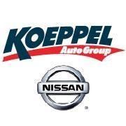 Koeppel Nissan logo