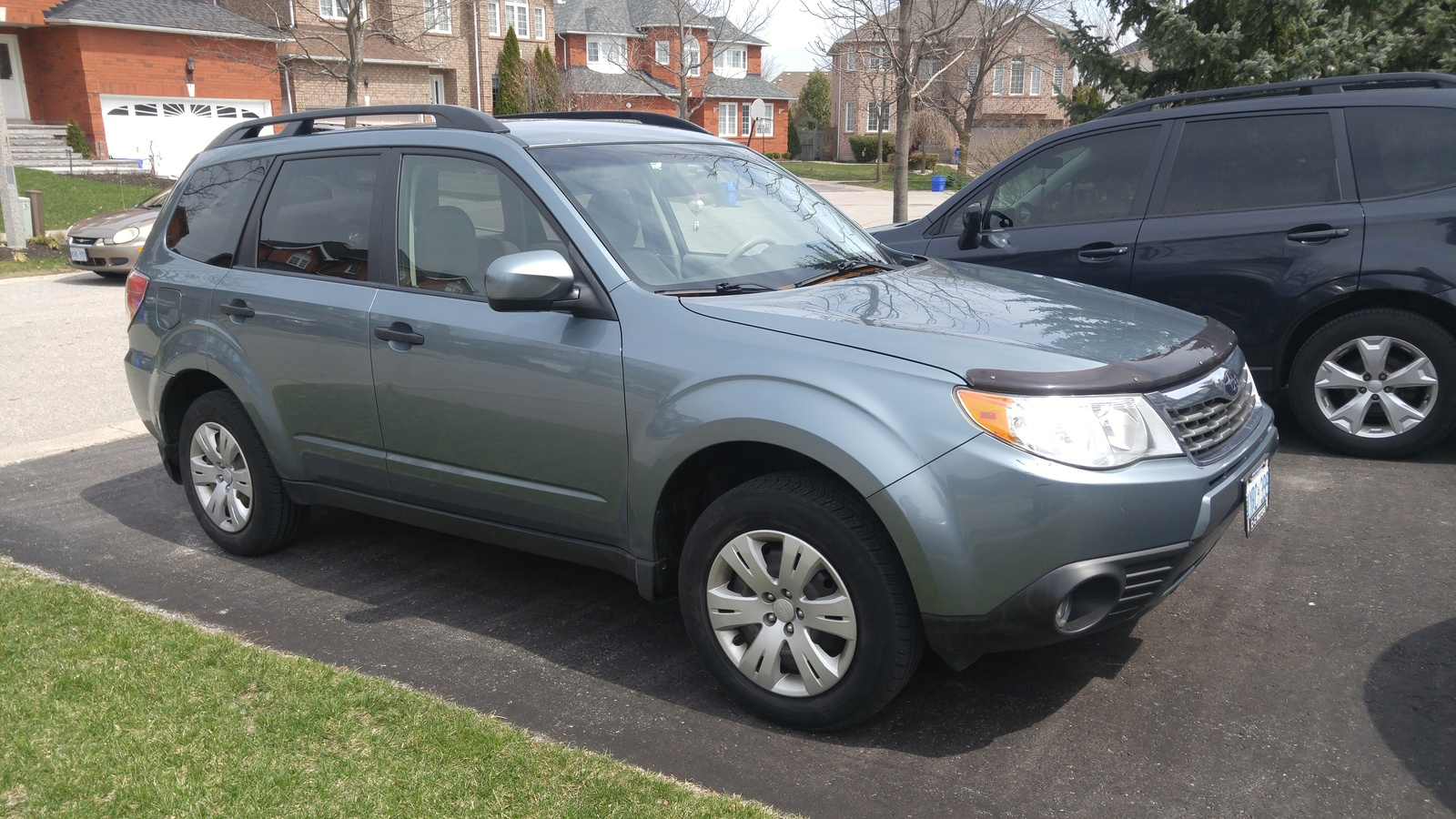 Subaru Forester Questions - Could I sell my used car over this ...