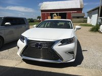 Picture of 2018 Lexus ES 300h FWD, exterior, gallery_worthy
