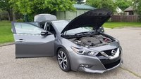 Picture of 2017 Nissan Maxima SV FWD, engine, gallery_worthy