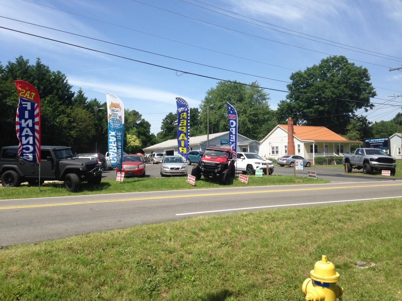 Gmc Dealership Charlotte Nc >> MC Motorsports Inc - Mooresville, NC: Read Consumer ...