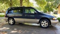 Picture of 1999 Mercury Villager 4 Dr Estate Passenger Van, exterior, gallery_worthy