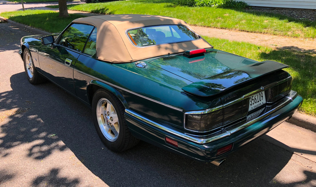 Picture of 1994 Jaguar XJ-Series XJS V12 Convertible