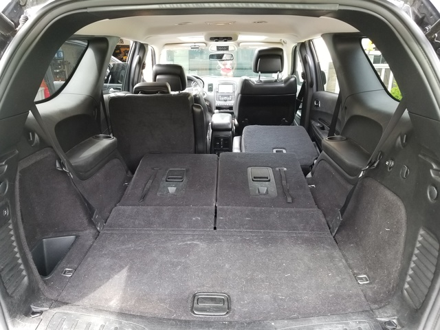 Exceptional Picture Of 2013 Dodge Durango Crew AWD, Interior, Gallery_worthy