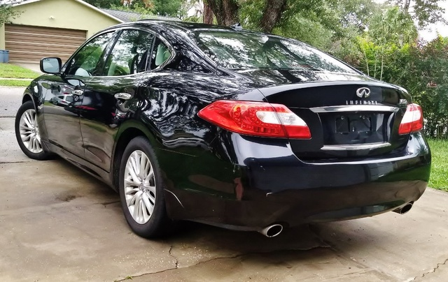 Picture of 2012 INFINITI M35h RWD