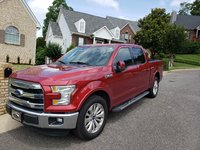 Picture of 2015 Ford F-150 Lariat SuperCrew, exterior, gallery_worthy