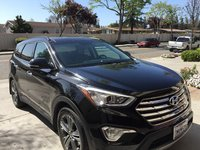 Picture of 2015 Hyundai Santa Fe Limited AWD, exterior, gallery_worthy