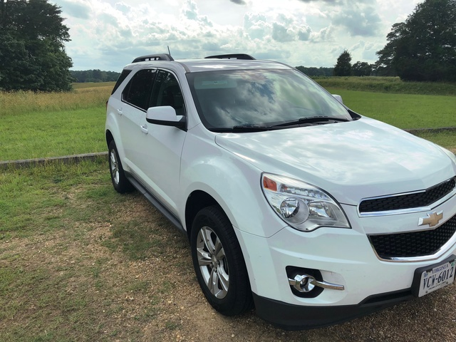 Picture of 2014 Chevrolet Equinox 2LT FWD, exterior, gallery_worthy