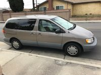 Picture of 1999 Toyota Sienna 3 Dr CE Passenger Van, exterior, gallery_worthy