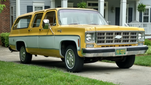 Picture of 1978 Chevrolet Suburban