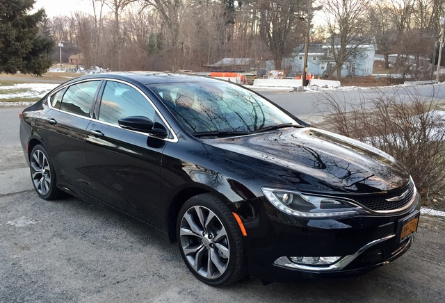 Picture of 2015 Chrysler 200 C Sedan AWD, exterior, gallery_worthy