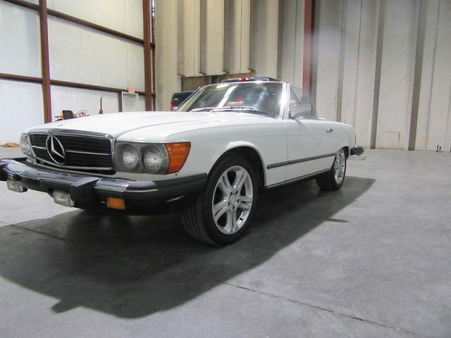 Picture of 1983 Mercedes-Benz SL-Class 380SL