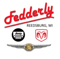 Fedderly Chrysler Jeep Dodge logo