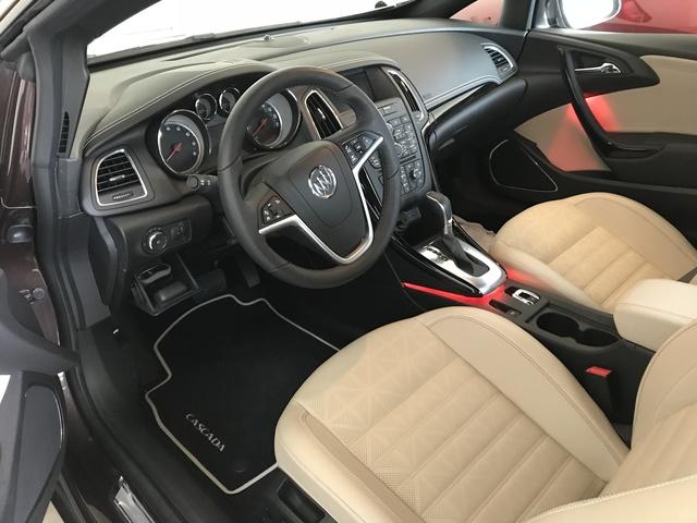 Picture of 2017 Buick Cascada Premium FWD, interior, gallery_worthy