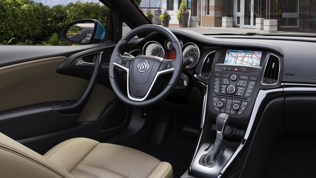 Picture of 2017 Buick Cascada Premium FWD, interior, gallery_worthy