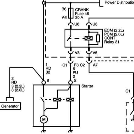 saturn ion questions where is the starter relay switch located on