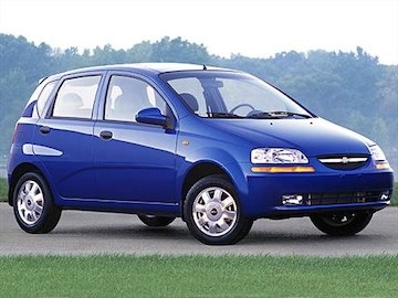 Picture of 2008 Chevrolet Aveo 5 Special Value Hatchback FWD, exterior, gallery_worthy