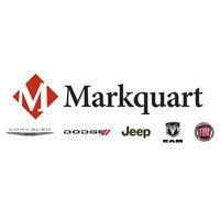 Markquart Chrysler Dodge Jeep RAM & Fiat logo