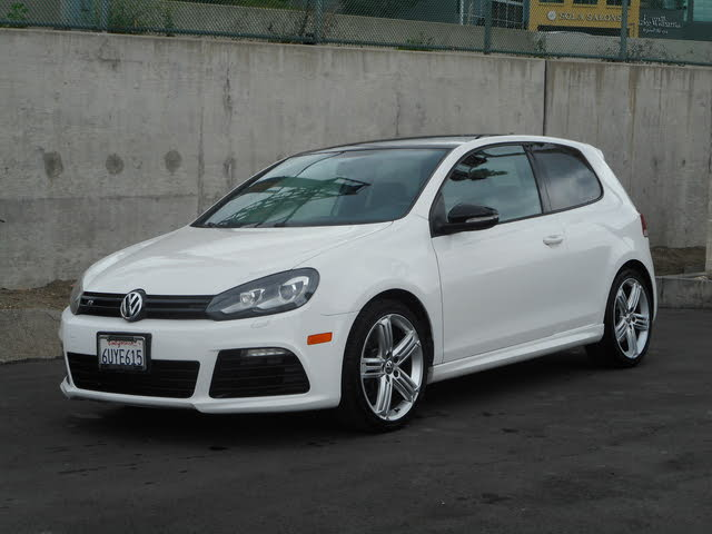Picture of 2012 Volkswagen Golf R 2-Door AWD, exterior, gallery_worthy