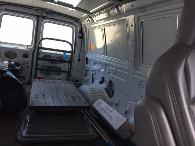 Picture of 2010 Ford E-Series Cargo E-150, interior, gallery_worthy