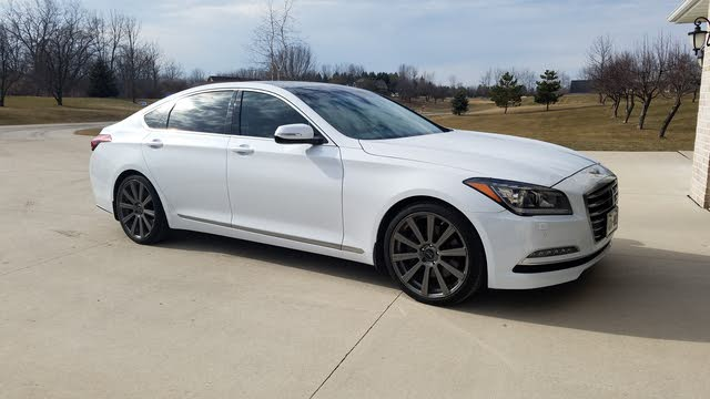 Picture of 2016 Hyundai Genesis 3.8 AWD, gallery_worthy
