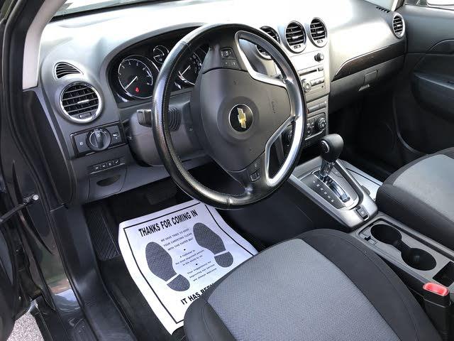2015 Chevrolet Captiva Sport Interior Pictures Cargurus