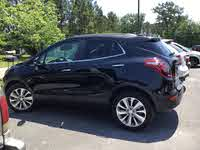Picture of 2017 Buick Encore Preferred FWD, exterior, gallery_worthy