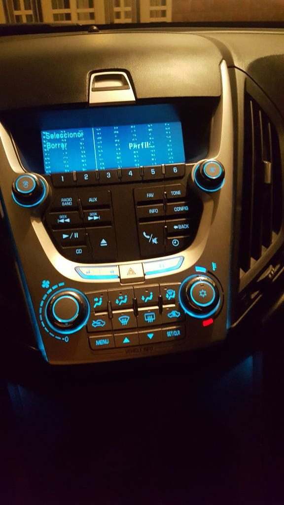 Chevrolet Equinox Questions - No radio - CarGurus