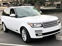 Picture of 2014 Land Rover Range Rover SC, exterior, gallery_worthy