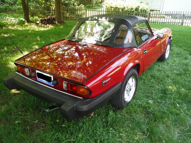 Picture of 1980 Triumph Spitfire