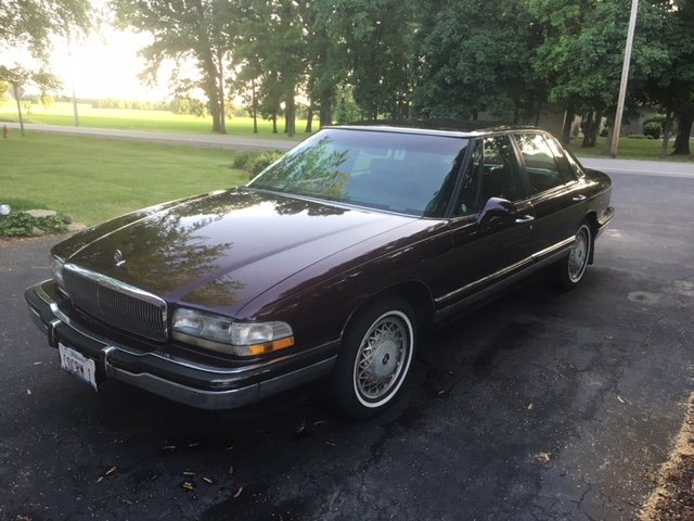 Picture of 1994 Buick Park Avenue FWD