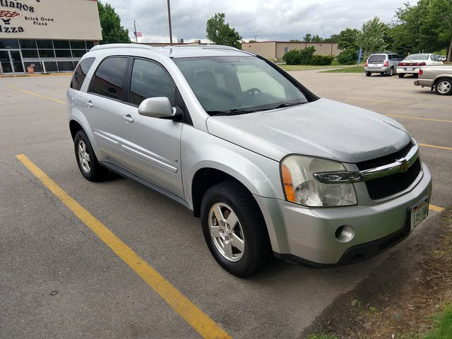 Picture of 2009 Chevrolet Equinox 1LT AWD, exterior, gallery_worthy