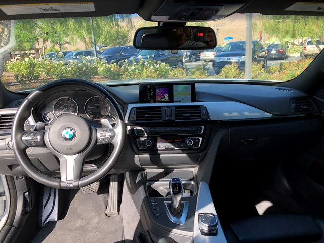 Picture Of 2015 BMW 4 Series 428i Gran Coupe RWD Interior Gallery Worthy