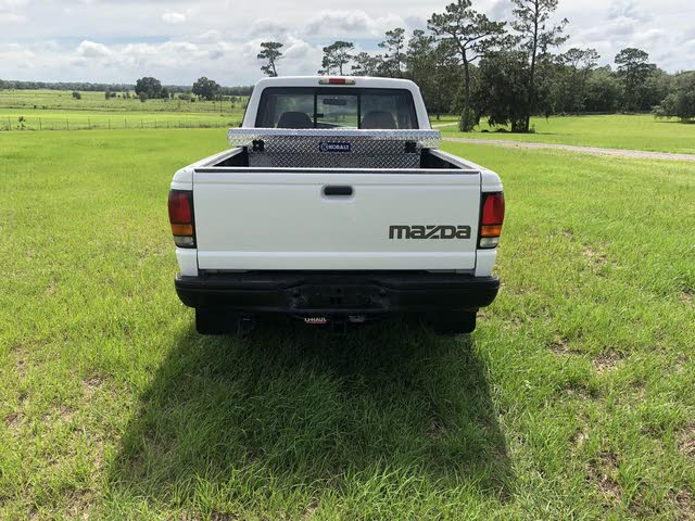 Picture of 1995 Mazda B-Series B4000 LE Extended Cab 4WD, exterior, gallery_worthy