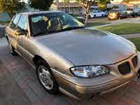 Picture of 1996 Pontiac Grand Am 4 Dr SE Sedan, exterior, gallery_worthy