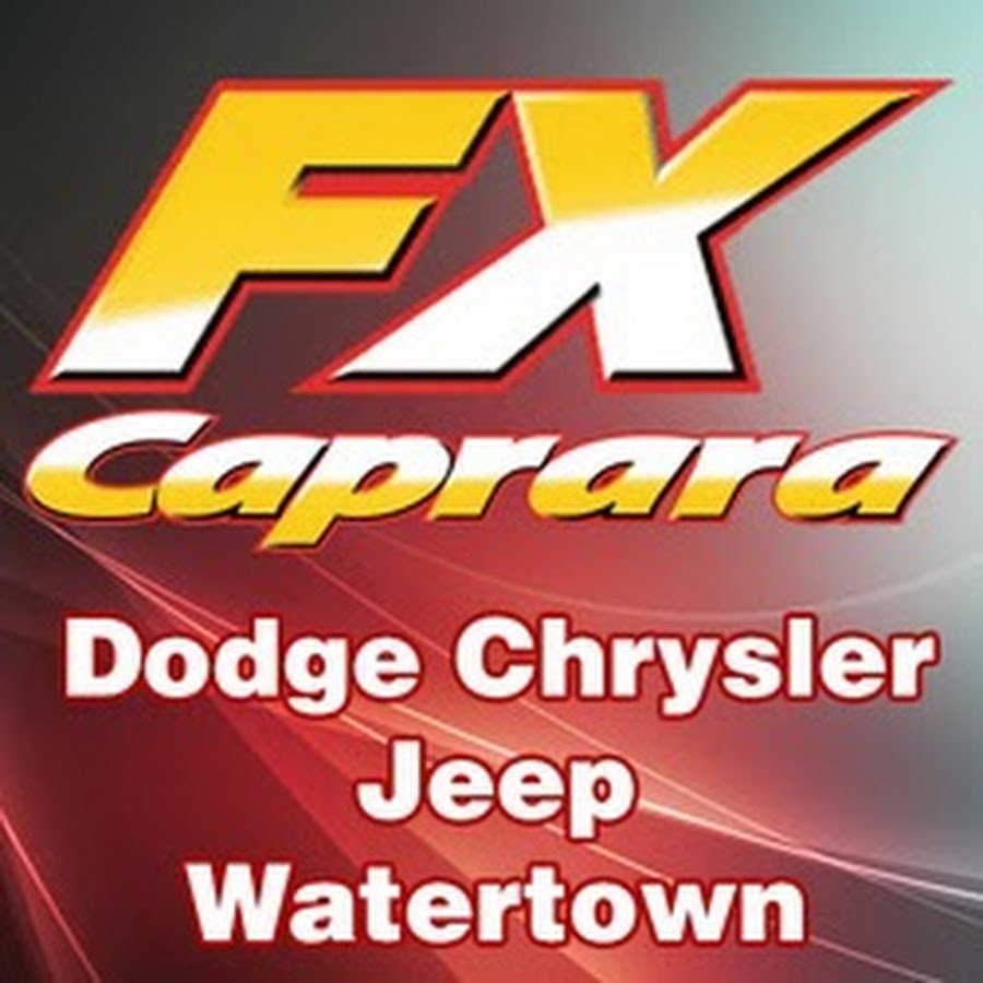 F. X. Caprara Dodge Chrysler Jeep Of Watertown