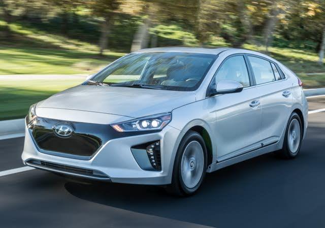2017 Hyundai Ioniq Electric Pictures Cargurus