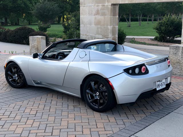 Picture of 2010 Tesla Roadster RWD, gallery_worthy