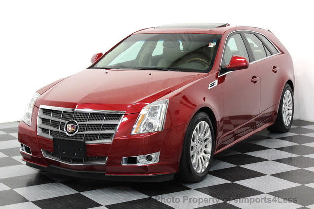 Picture of 2010 Cadillac STS V8 Luxury RWD