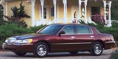 Lincoln Town Car Questions - 01 Lincoln town car weak air