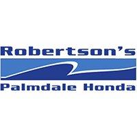 Robertsons Palmdale Honda logo